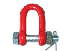 GM049-G8 Dee type chain shackle - EN 1677-1