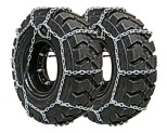 LARGER IMAGE - snow chain for forklift - ø 4.5 mm